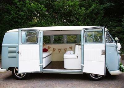 Grace Campervan 1959